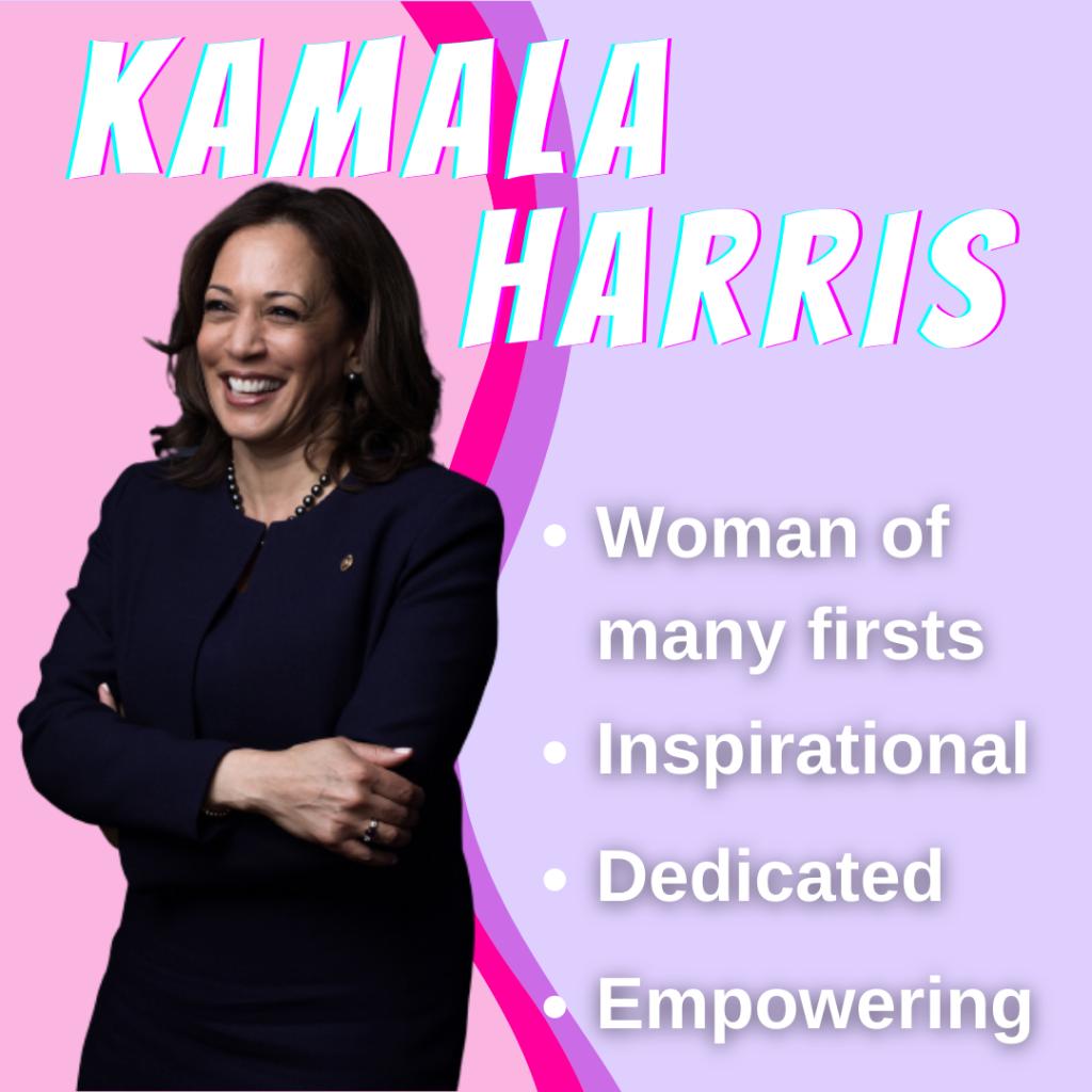 Kamala Harris - Shona Heroes